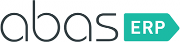 Logo der abas Software AG