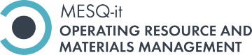 logo of operating resource and materials management software